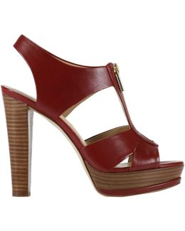 Heeled Sandals Shoes Women
