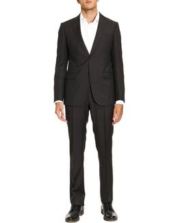 Basic Gio Two-button Suit