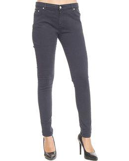 Pants Trouser Woman