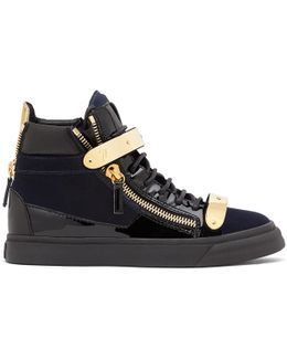 'coby' Hi-top Sneakers
