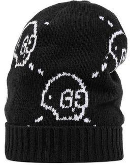 Ghost Wool Hat