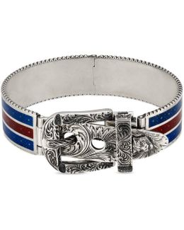 Garden Bracelet In Silver