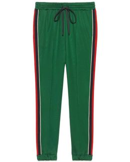 Technical Jersey Jogging Pant
