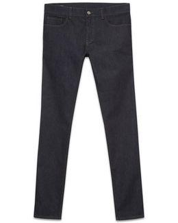 Stretch Denim Super Skinny Jean
