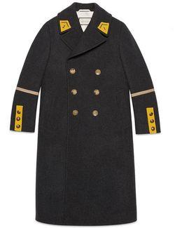 Wool Cashmere Coat