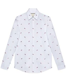 Pierced Hearts Fil Coupé Shirt