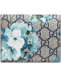 Gg Blooms Card Case