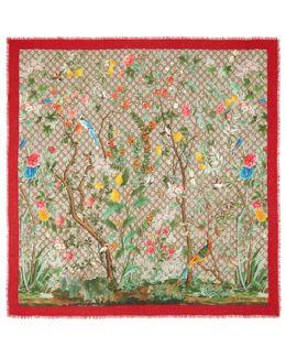 Tian Modal Silk Shawl
