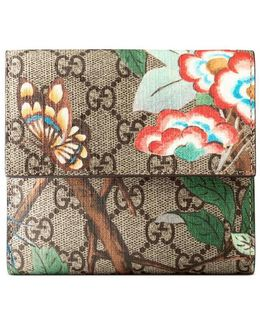 Tian French Flap Wallet