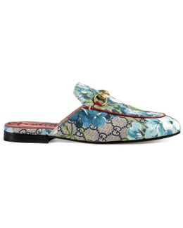 Princetown Gg Blooms Slipper