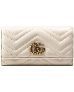 Gg Marmont Continental Wallet