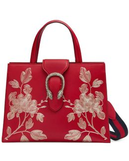 Chinese New Year Dionysus Top Handle Bag