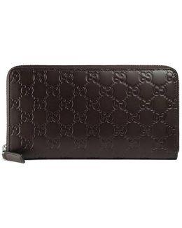 Signature Contental Wallet