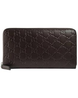 Signature Continental Wallet