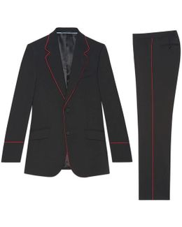 Heritage Tuxedo With Piping
