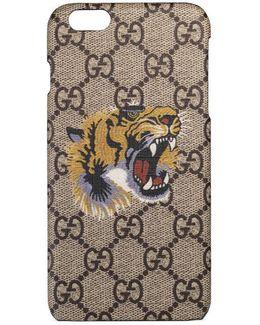 Tiger Print Iphone 6 Plus Case