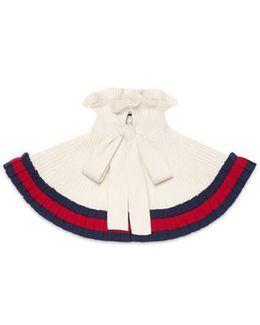 Knit Wool Capelet