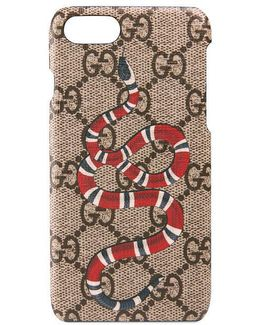 Snake Print Iphone 7 Case