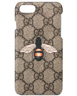 Bee Print Iphone 7 Case