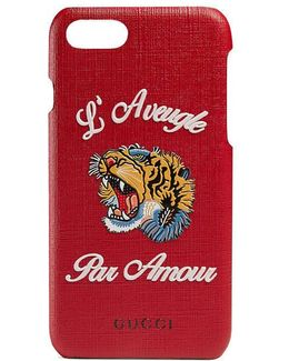 Iphone 7 Case With Tiger