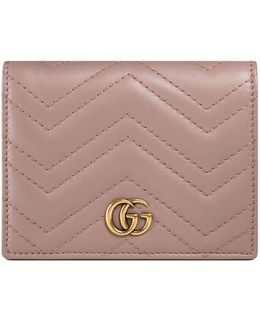 Gg Marmont Card Case