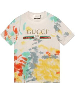 Print Cotton T-shirt