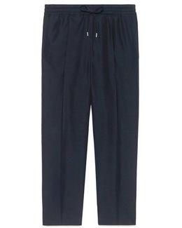 Plain Weave Jogging Pant