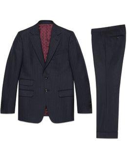 Signoria Stretch Wool Suit