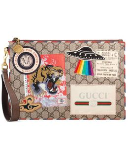 Courrier Gg Supreme Pouch