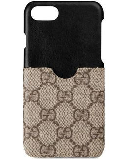Gg Supreme Canvas Iphone 7 Case