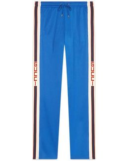 Technical Jersey Pant
