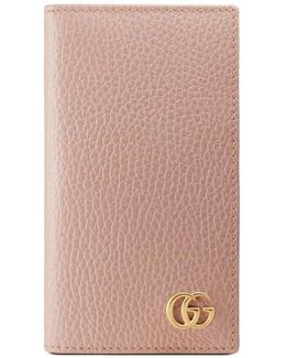 Gg Marmont Iphone 7 Wallet Case