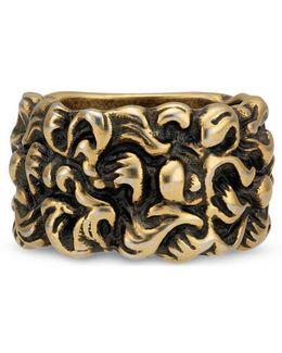 Lion Mane Ring