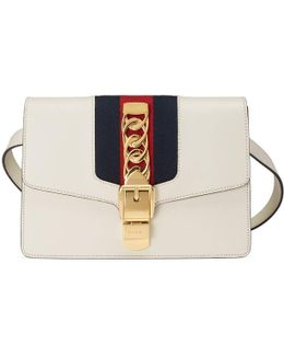 Sylvie Leather Belt Bag
