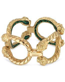 Dionysus Bracelet In Yellow Gold