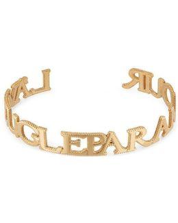 L'aveugle Par Amour Cuff Bracelet