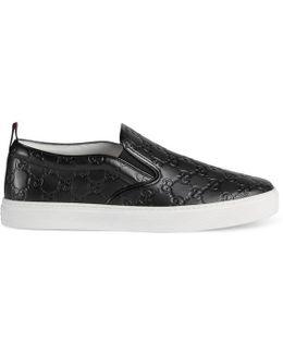 Signature Slip-on Sneaker