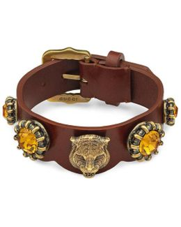 Bracelet In Leather