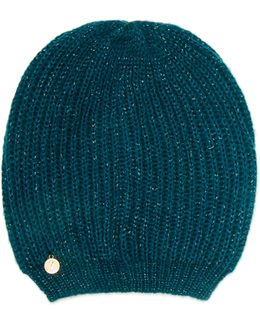 Knit Fabric Hat