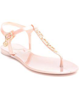 Jaki Jewel Thong Sandal