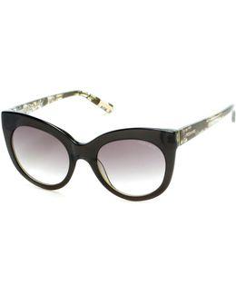 Marciano Round Sunglasses