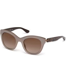 Cat's-eye Sunglasses