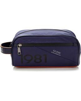 Tech 1981 Toilet Bag