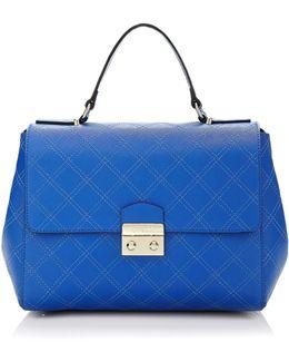 Aria Handbag With Strap Pattern