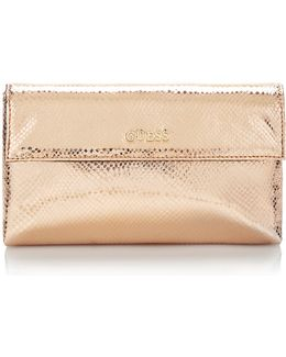 Tulip Clutch With Chain