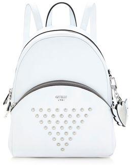 Bradyn Backpack With Studs