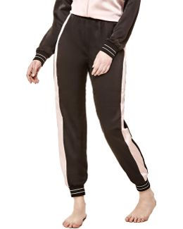 Pants With Side Strip