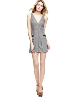 Jumpsuit With Skirt Pants