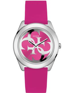 Ladies Trend Silicone Watch