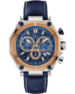 G-3 Leather Sport Watch